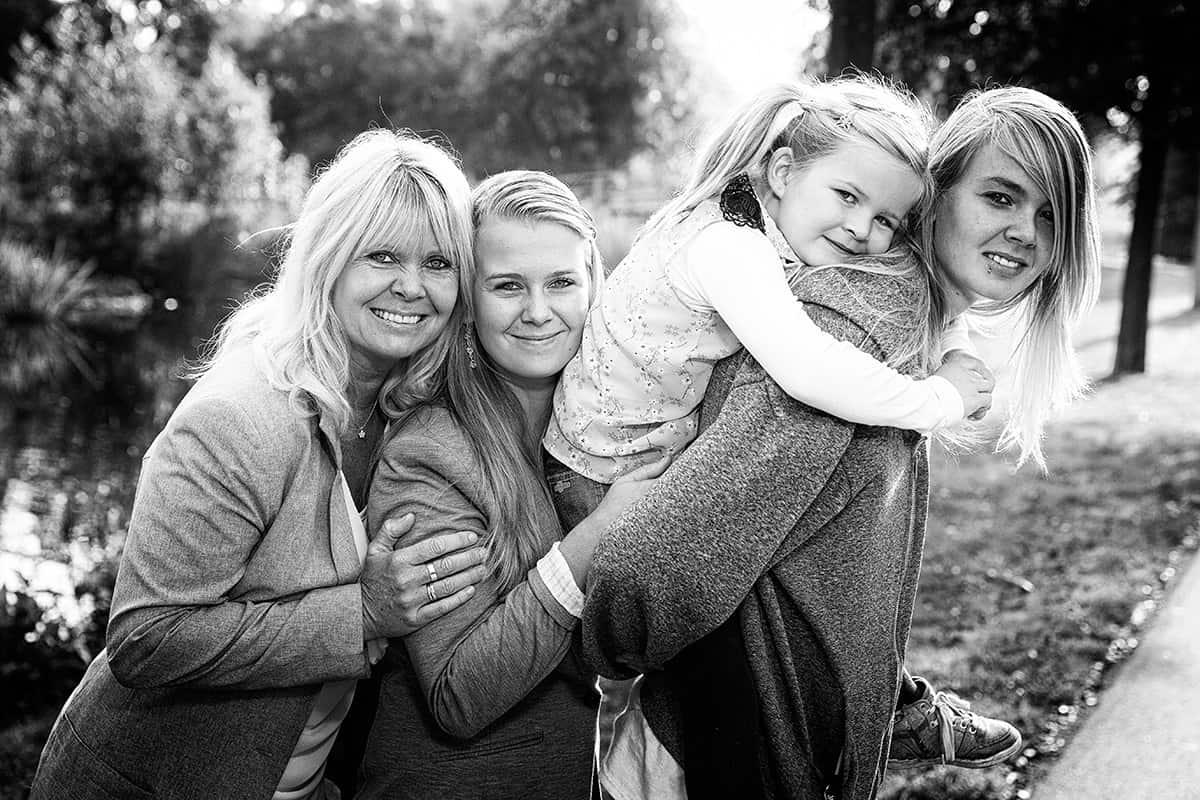 fotoshoot moeder & dochter fotografie portret