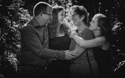 Fotoshoot gezin buiten Hoofddorp