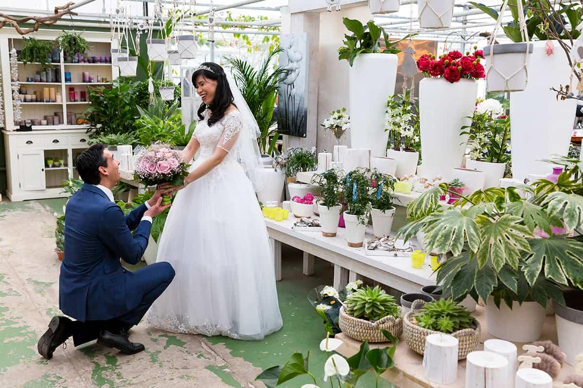 bruidsfoto Burgerveen