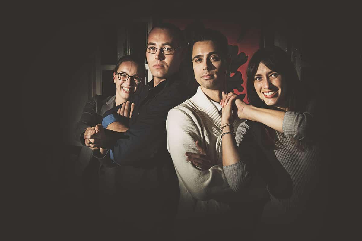 Fotografie familie uitje fotograaf kookstudio
