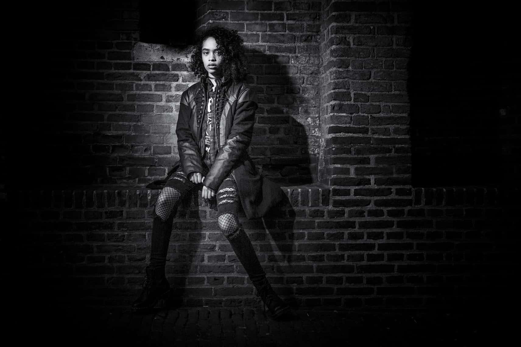 Gothic fotoshoot fotograaf