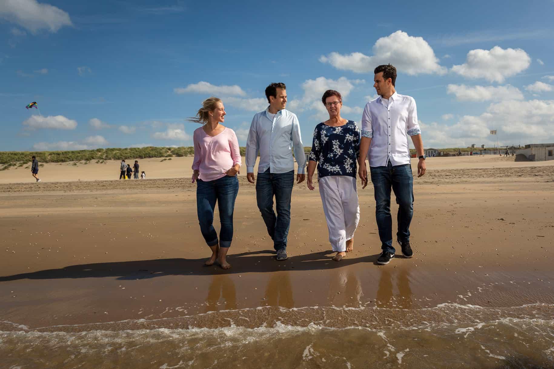 lifestyle fotografie strand Noordwijk Zandvoort
