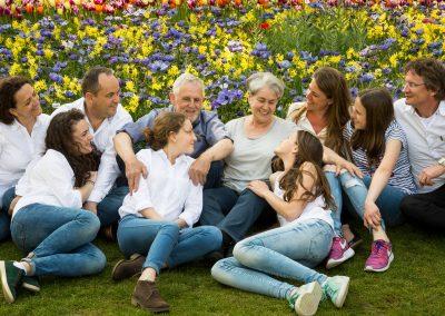 familieportret Keukenhof
