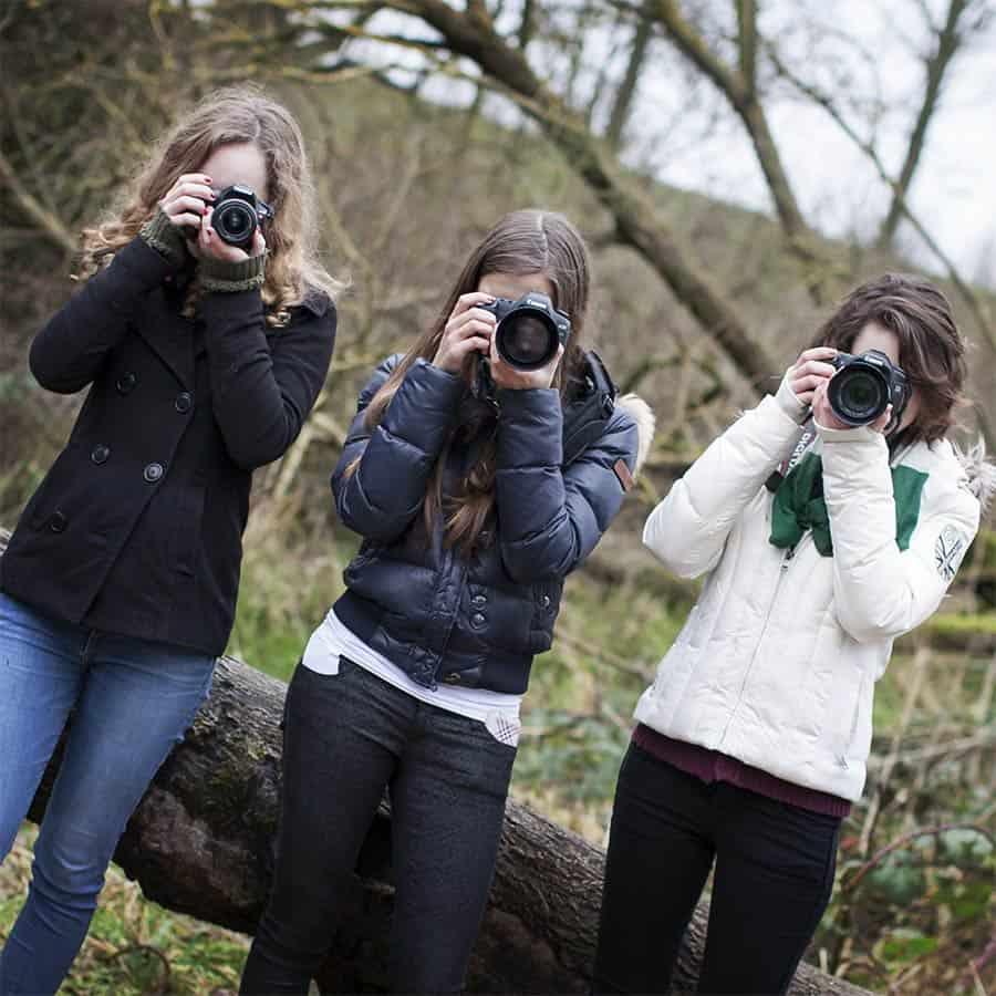 Workshop fotografie in de Keukenhof