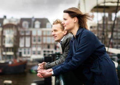 pre wedding shoot Amsterdam