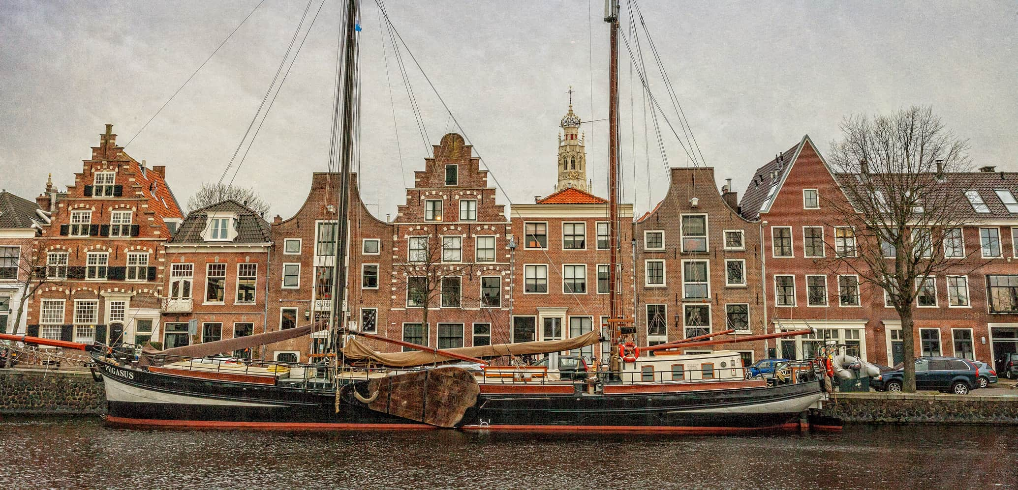 professional photos Haarlem tourists