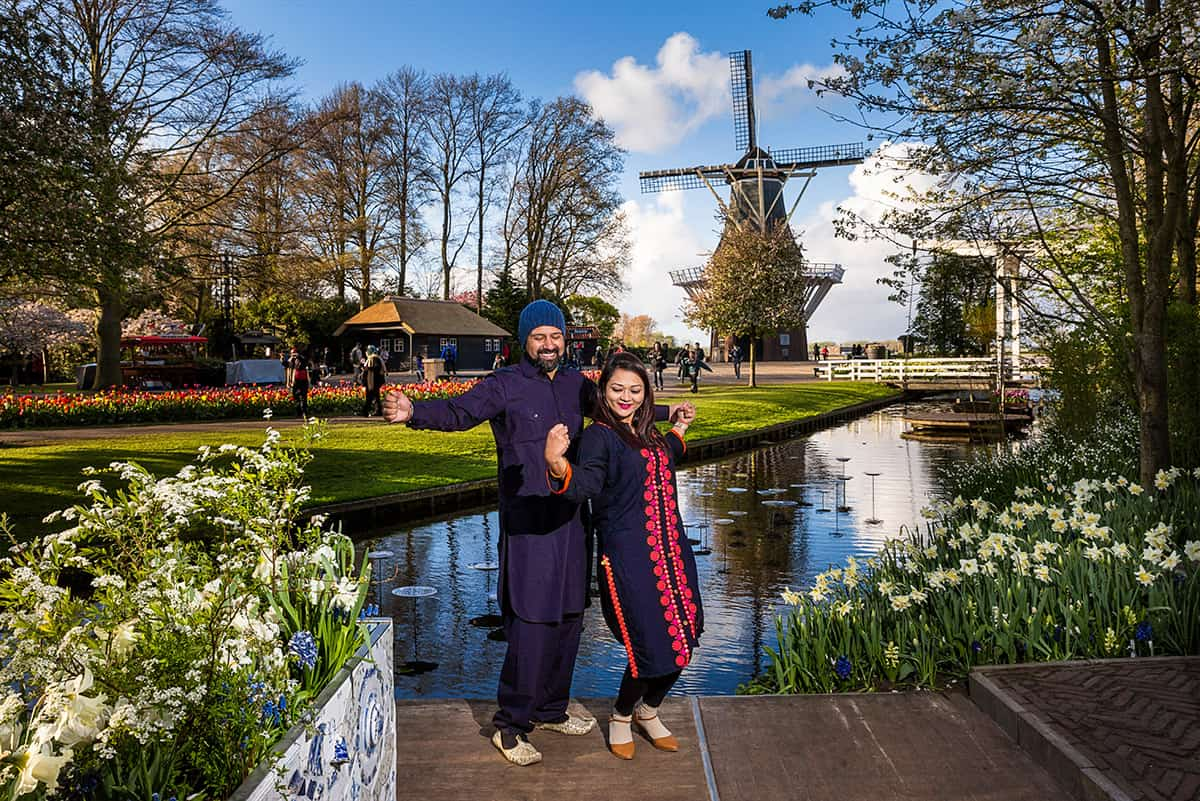 Photos Windmill Keukenhof