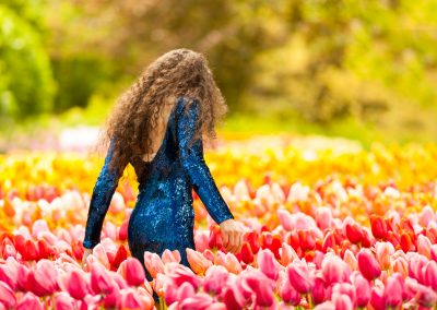 photography in the Keukenhof