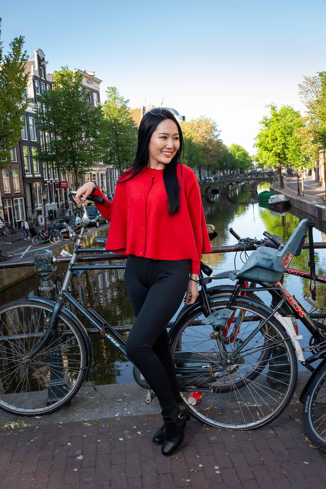 professional photoshoot Amsterdam