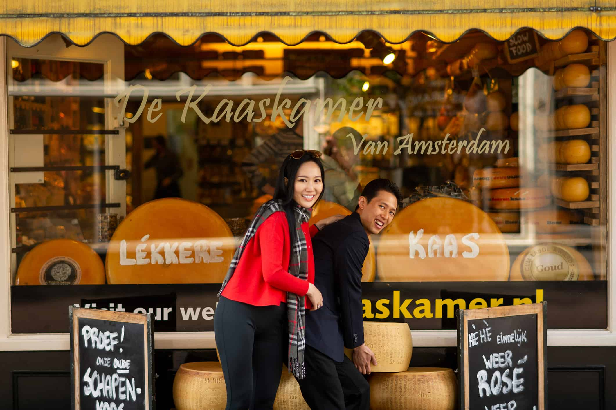 booking a photographer Amsterdam