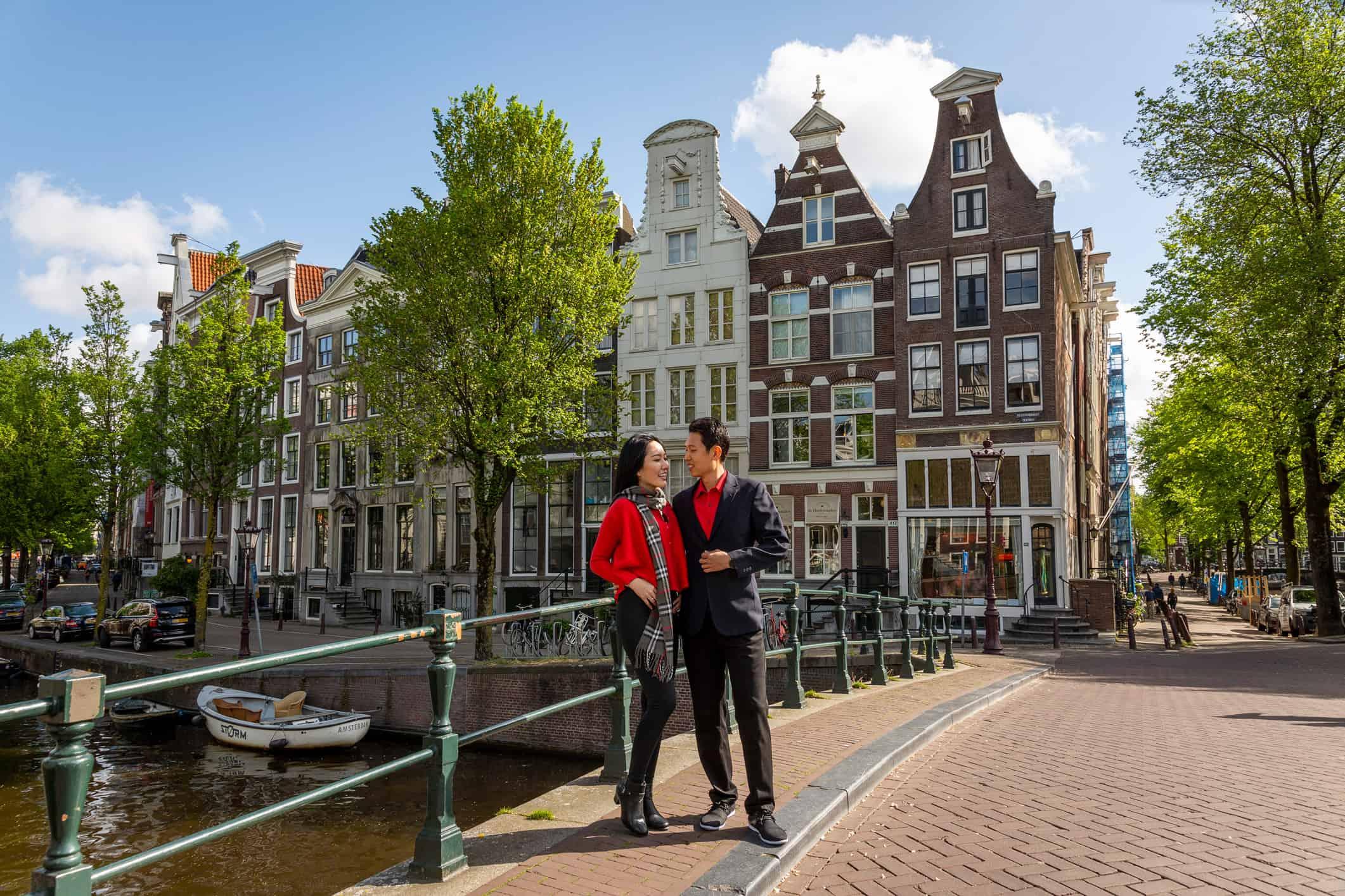 Photographer Amsterdam Holiday