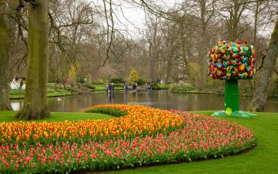 First Day of 2019 season Keukenhof