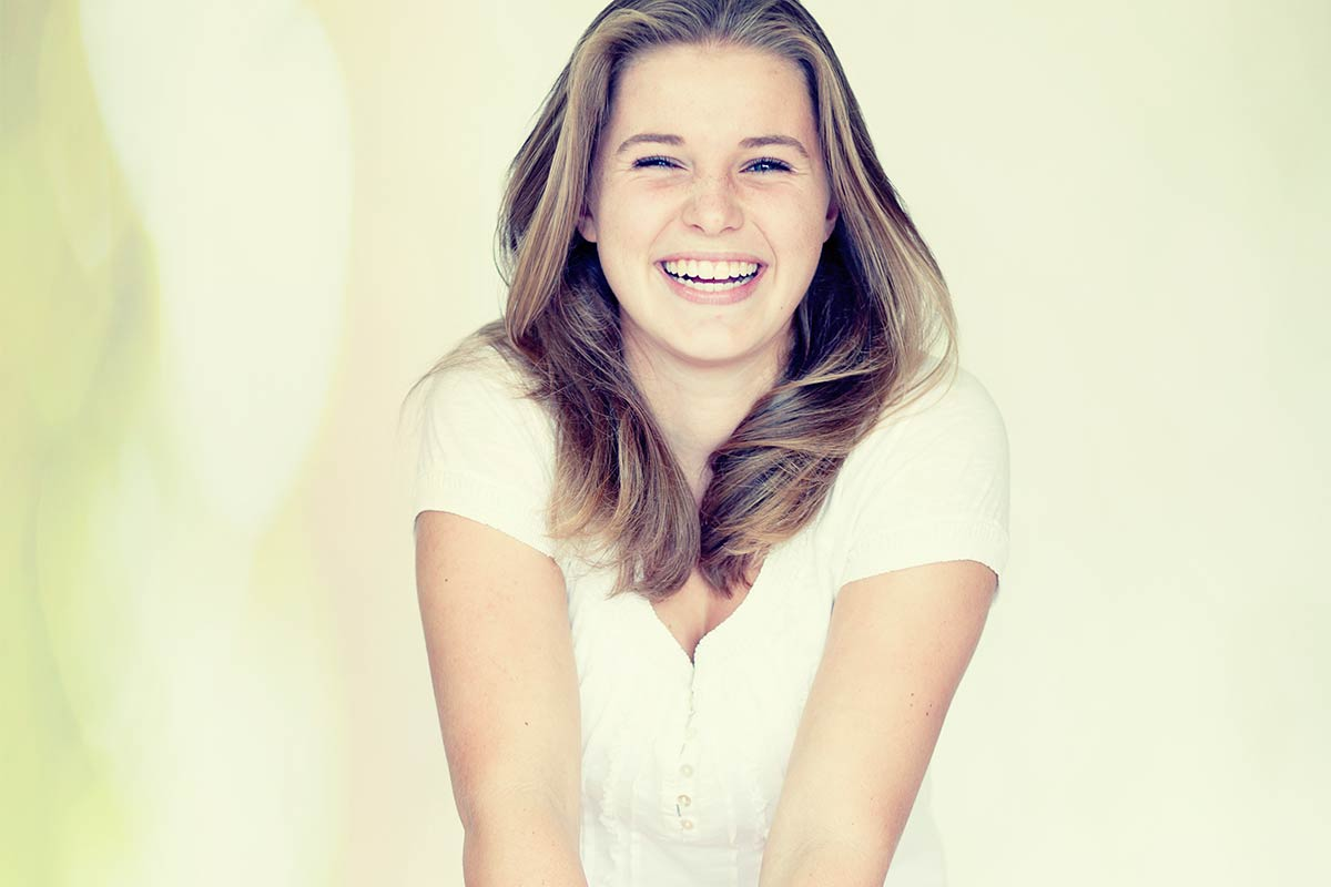 Portret tiener meisje fotoshoot vriendinnen fotoshoot - Ruimtekleur tiener meisje ...