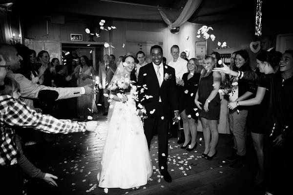 Trouwreportages Fotojournalistieke bruidsfotografie