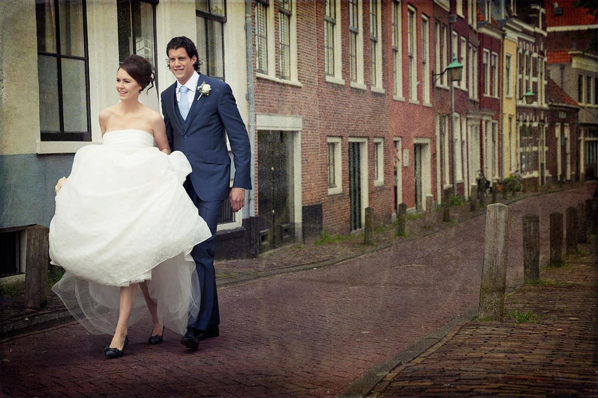 fotograaf Haarlem trouwreportage bruidsfotografie bruiloft