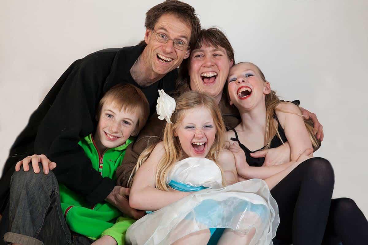Familiefotografie fotoshoot Nieuw-Vennep Hoofddorp
