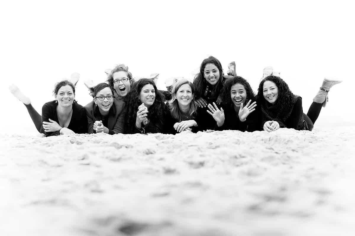 fotoshoot vriendinnen vrouwen foto fotografie feest glamour beauty