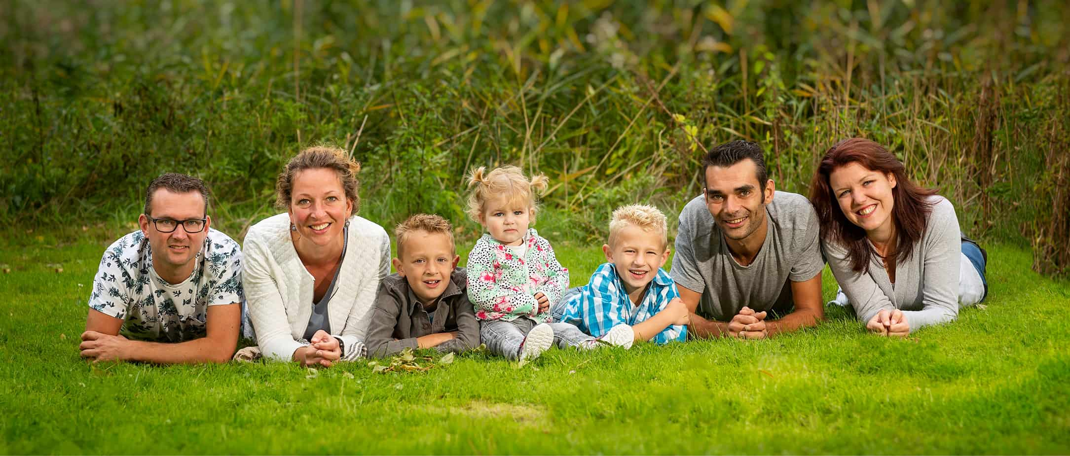 fotograaf familieportret Zuid-Holland