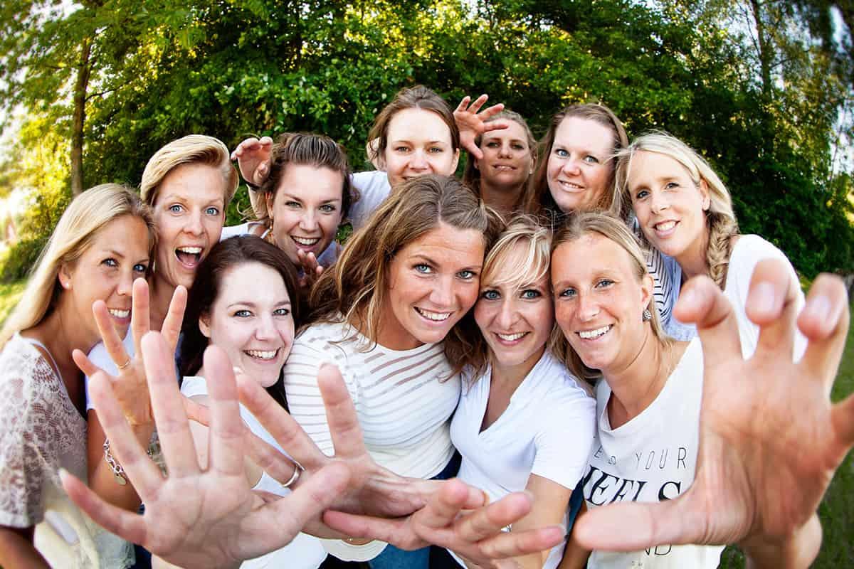 fotograaf IJmuiden vriendinnen shoot fotoshoot