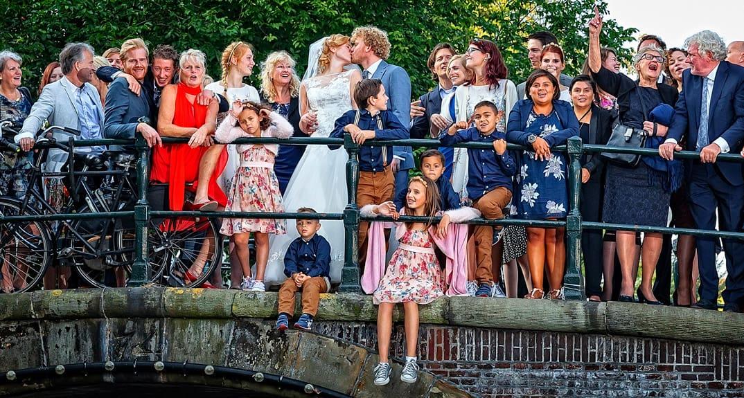 fotograaf huwelijk Amsterdam