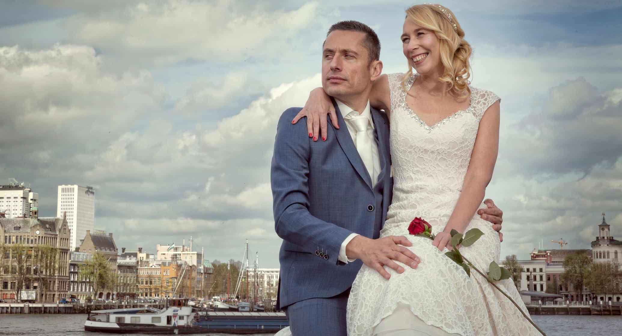Fotograaf Rotterdam bruiloft trouwen
