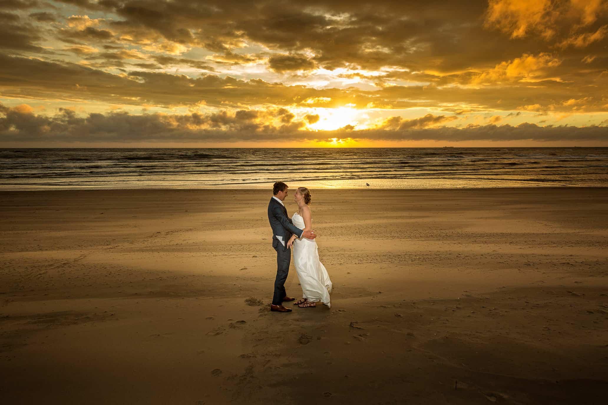 fotograaf huwelijk trouwen Texel
