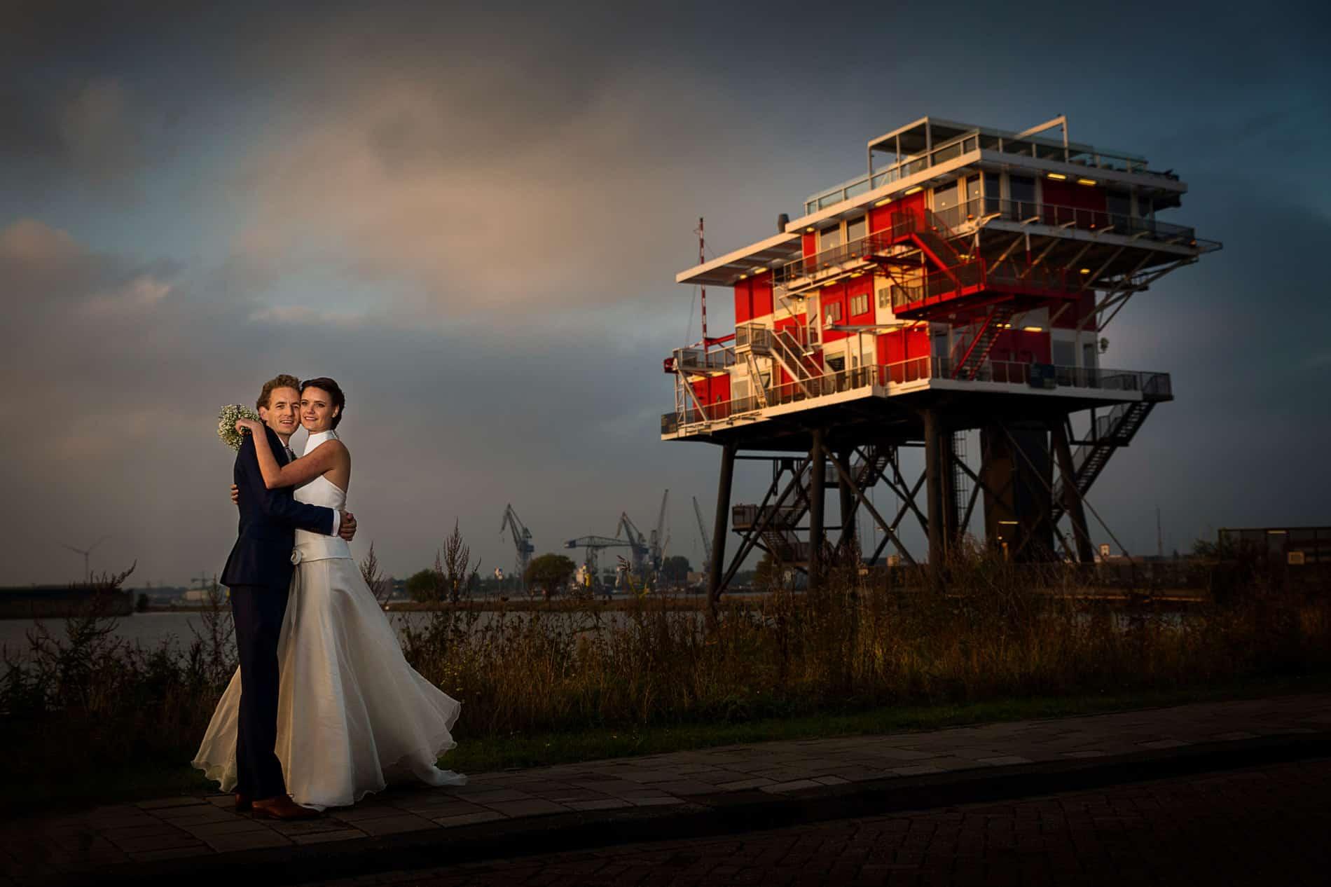 fotograaf Amsterdam huwelijk