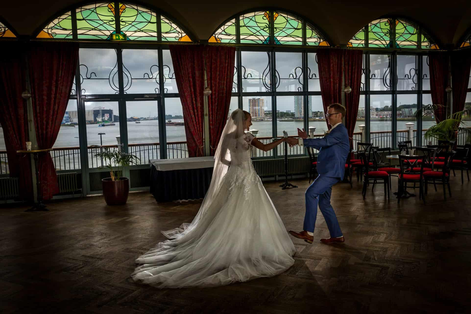fotograaf Rotterdam huwelijk