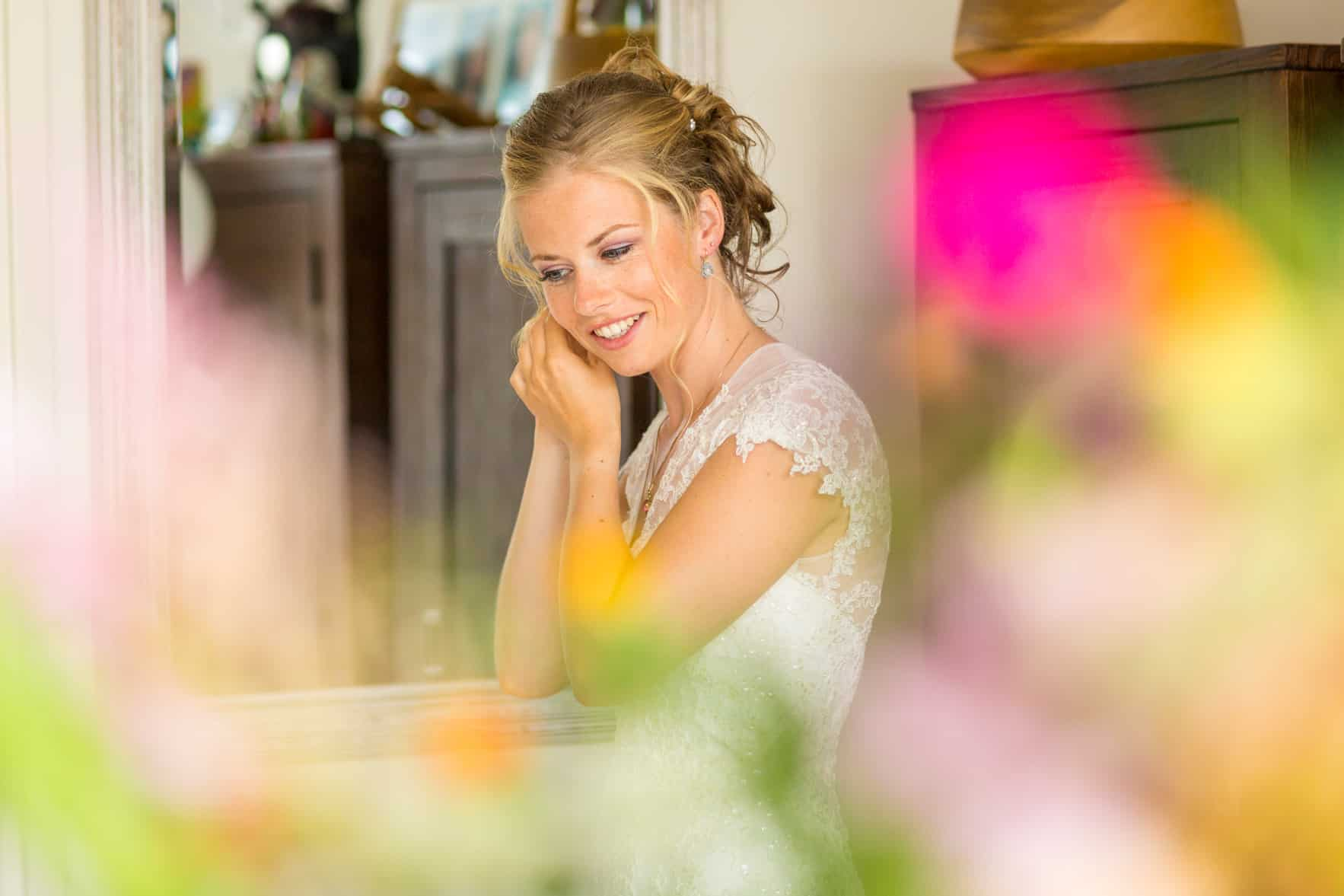 fotograaf Bussum trouwen bruidsfoto