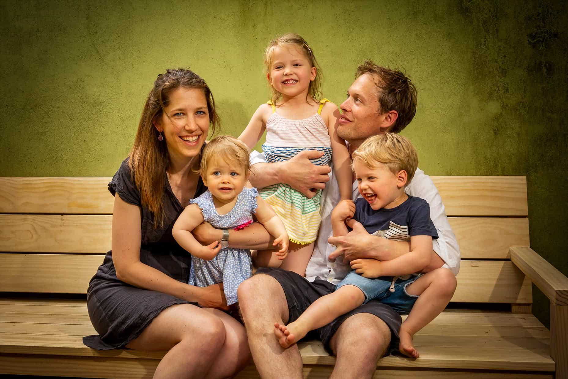 fotograaf Velsen gezin familie