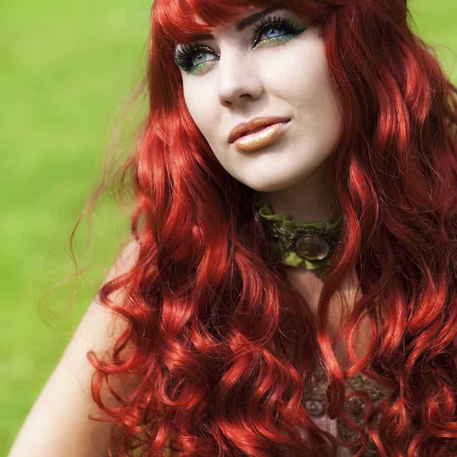 fotoshoot model meisje portret fantasy gothic glamour fotograaf Nieuw-Vennep Lisse Hillegom