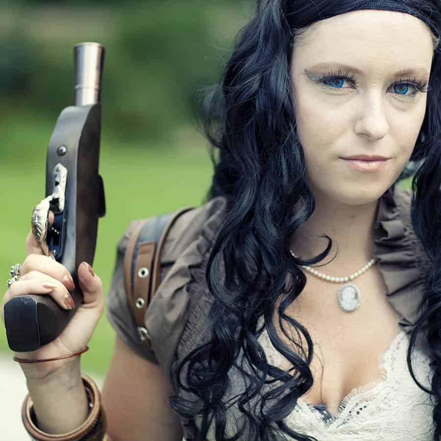 fotoshoot model meisje portret fantasy gothic glamour fotograaf Hoofddorp Aalsmeer Haarlem