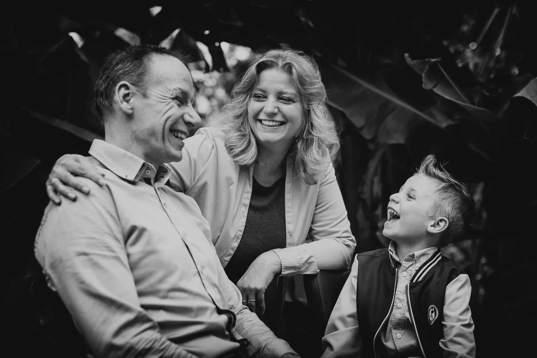 gezinsfoto Hoofddorp