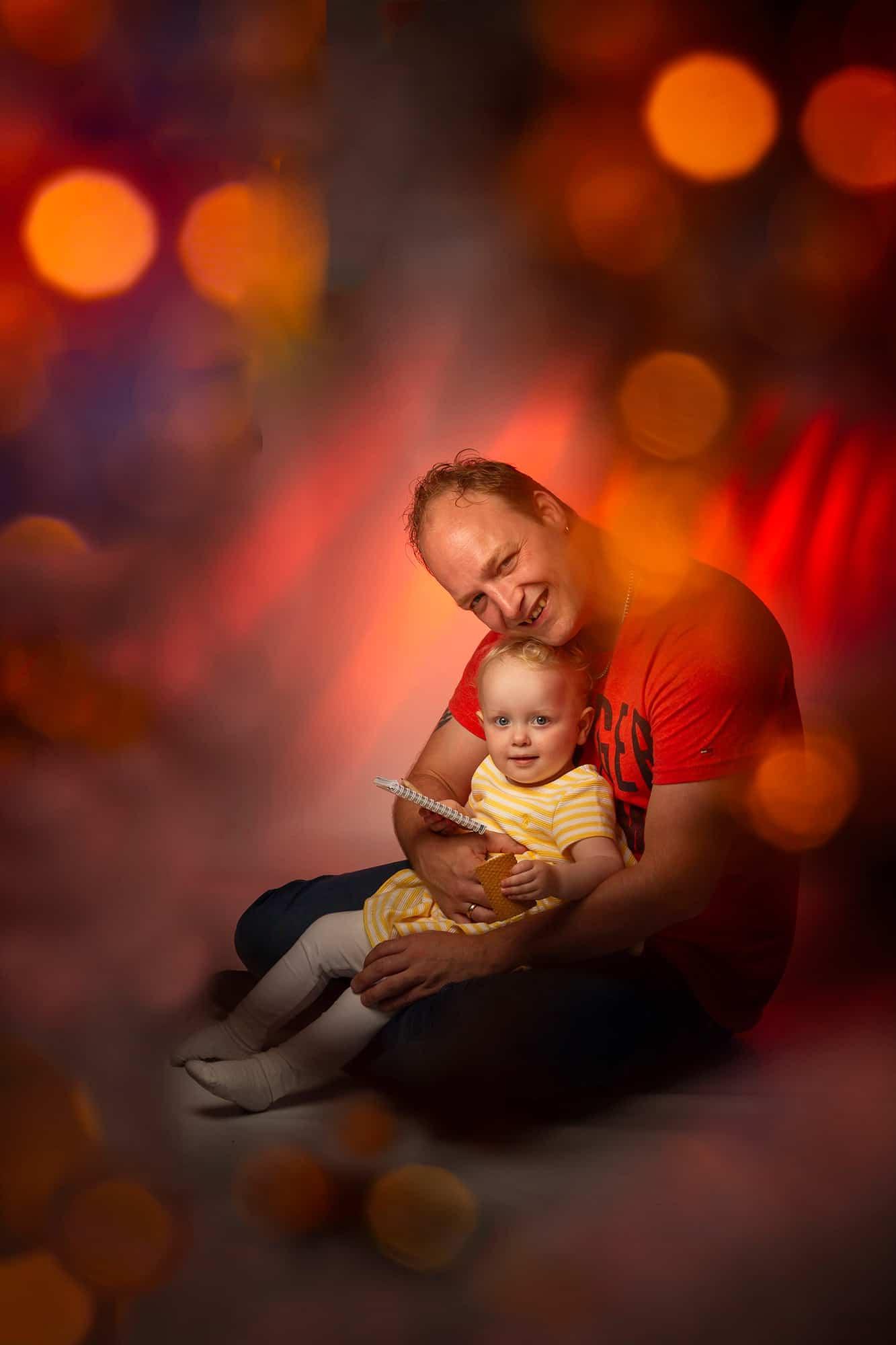 foto vader & dochter
