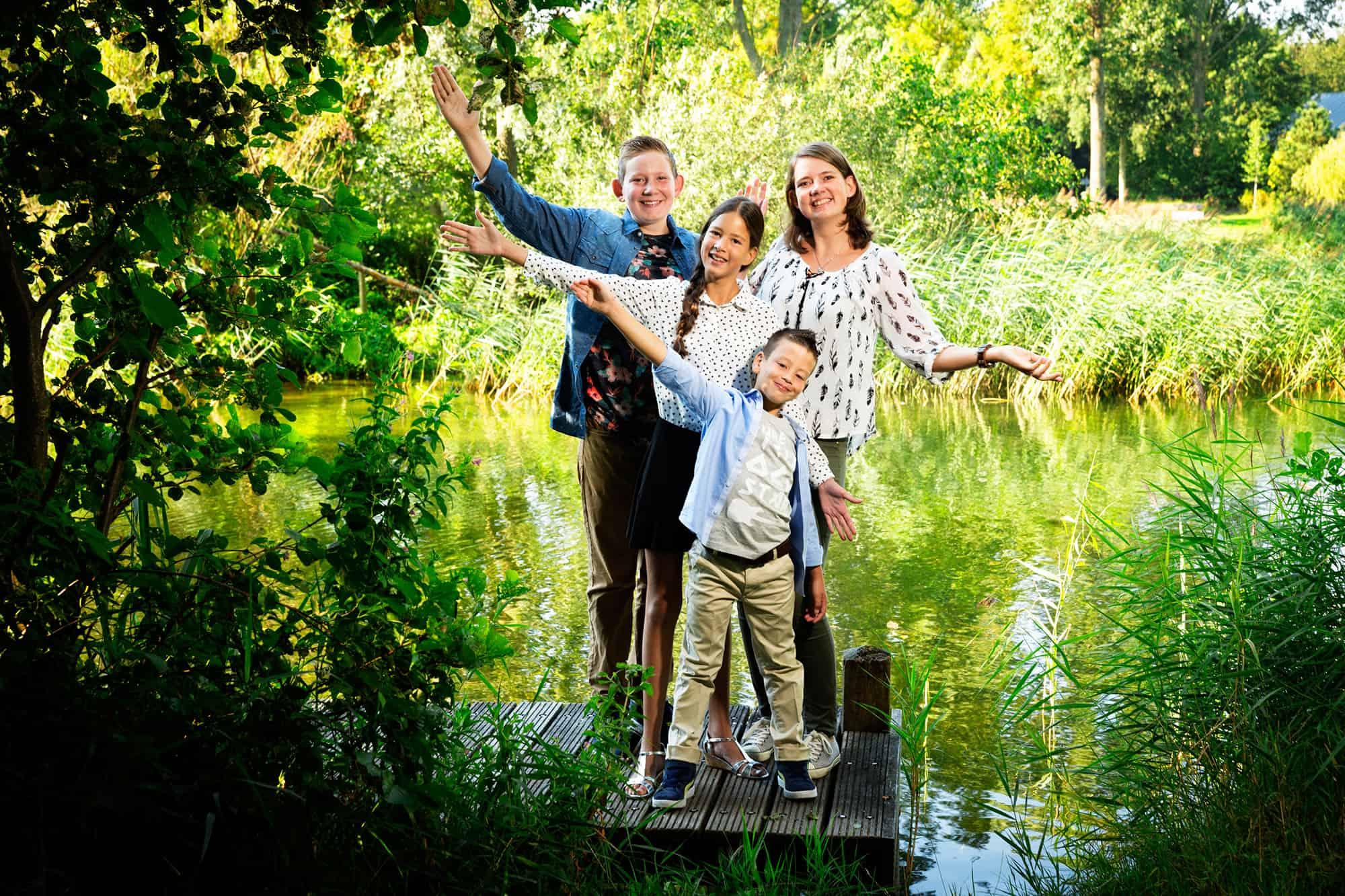 familie fotografie Hoofddorp fotostudio