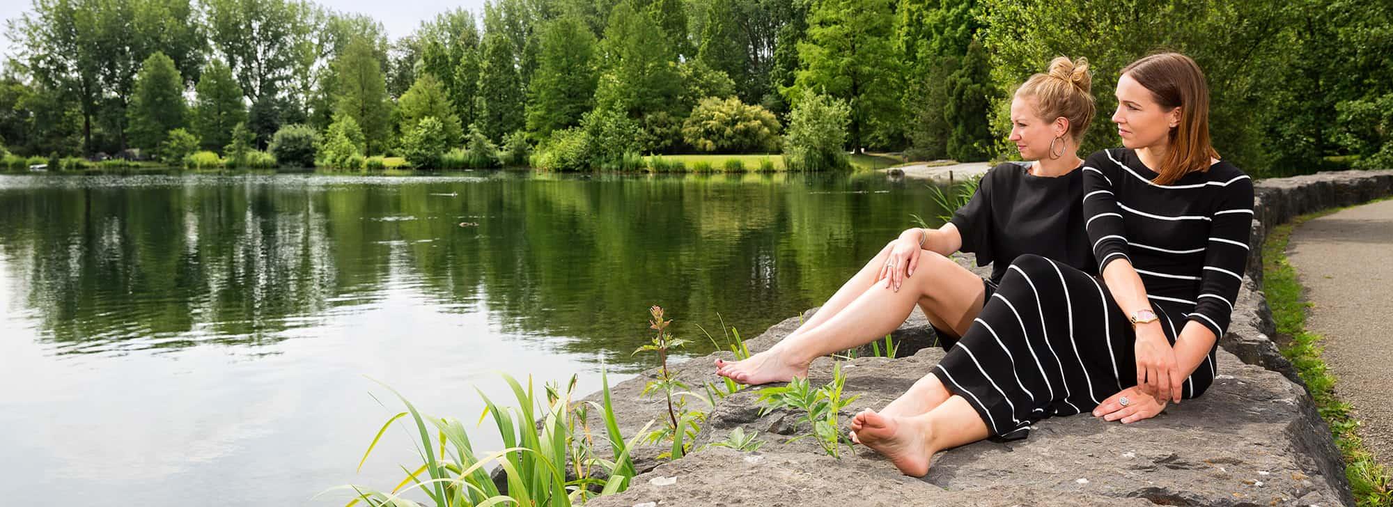 fotoshoot model Haarlemmermeerse Bos Hoofddorp