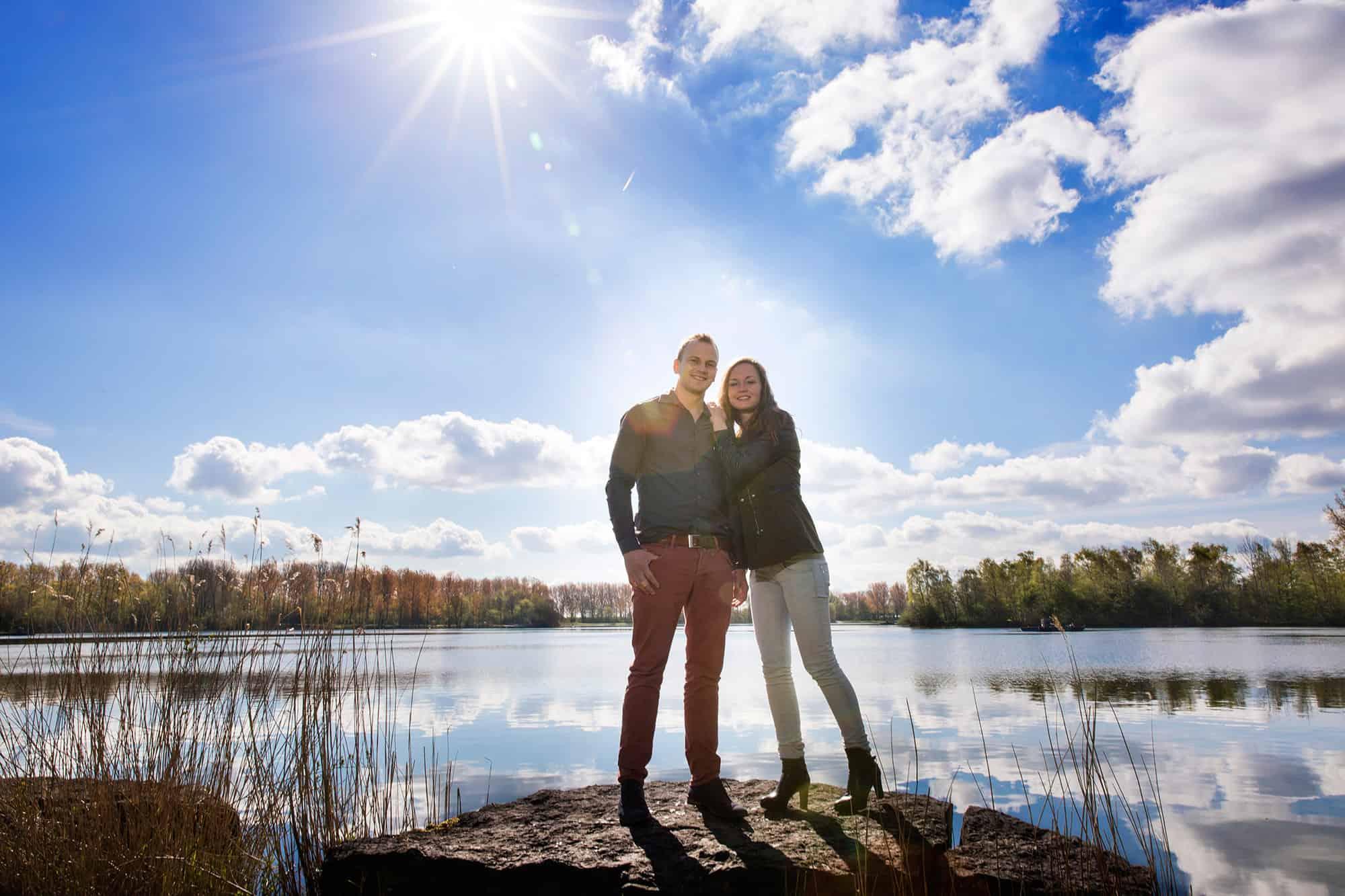 fotoshoot loveshoot Haarlemmermeerse Bos Hoofddorp