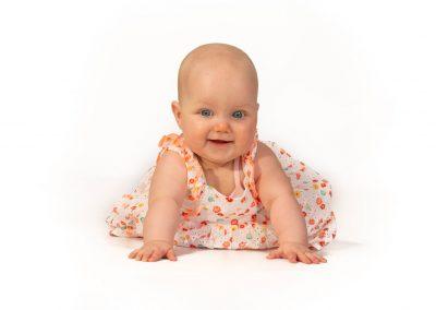 fotograaf babyportret thuis Badhoevedorp