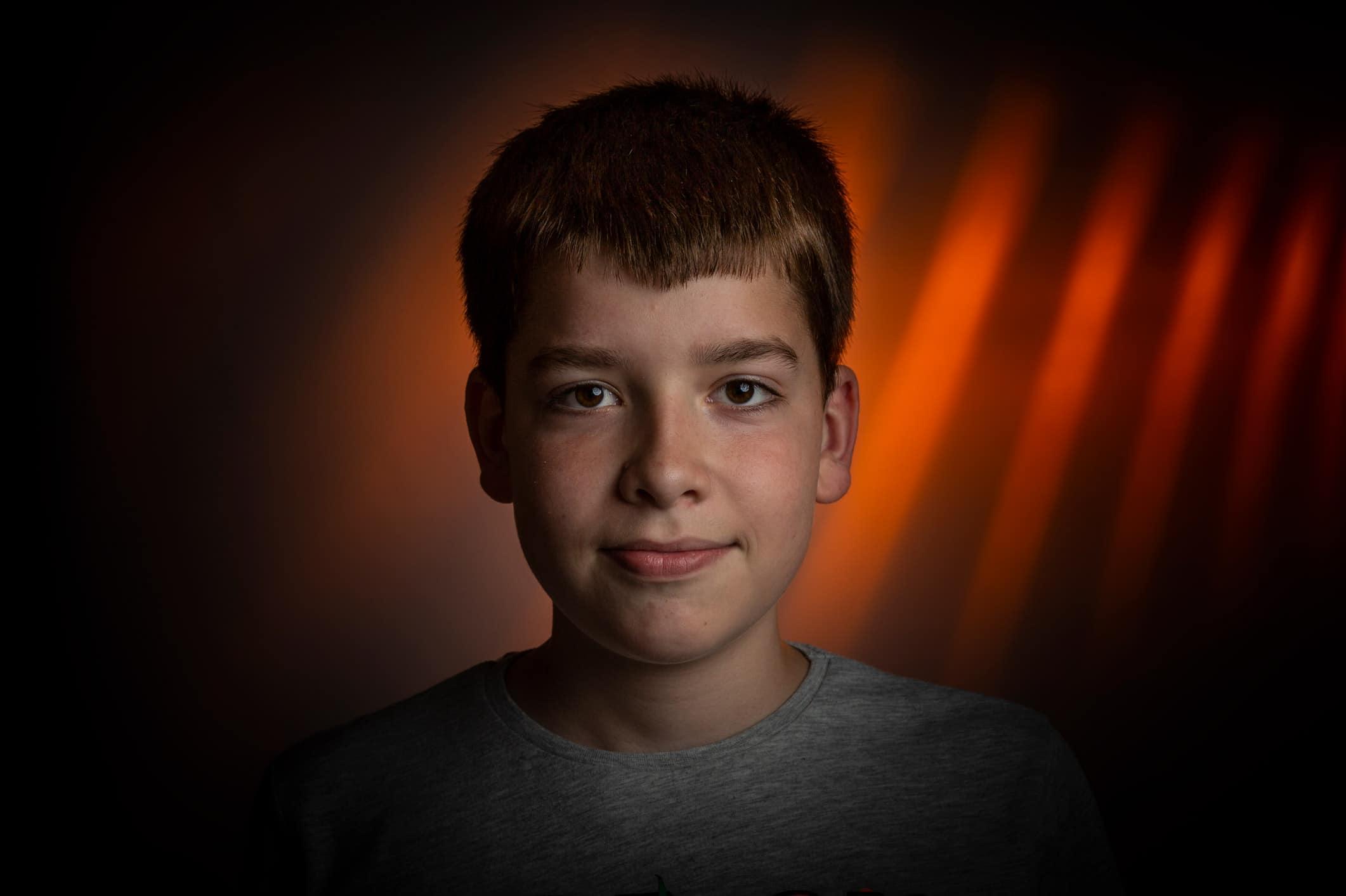 portret fotostudio Nieuw-Vennep
