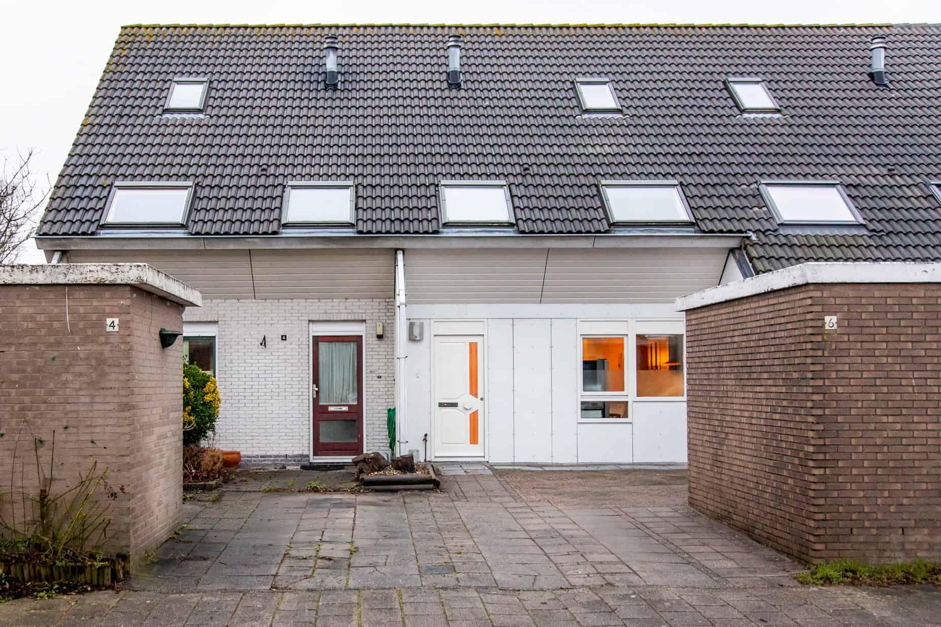fotografie woning Nieuw-Vennep